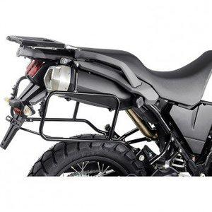 Hepco&Becker Kofferrek zwart Yamaha XT660Z LOCK IT