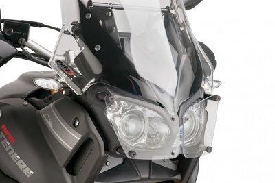 Puig Koplamp beschermer transparant Yamaha XT1200