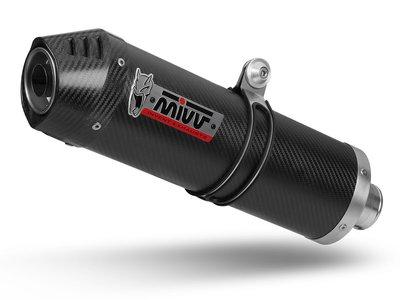 MIVV Oval carbon demper met carbon cap (big) Yamaha XT1200Z Tenere '10-