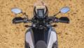 Yamaha Ténéré 700 stuur zwart