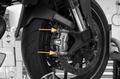 Roadlok motorslot voor radiale remklauwen